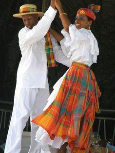 danse traditionnelle - Photos de vacances de Antilles Location #Martinique