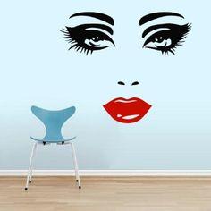 Cheap Salon Wall Decals, find Salon Wall Decals deals on line at ...