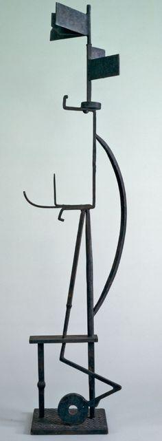 David Smith - Sentinel I (1956)