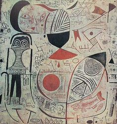 'Picture Album' by Swiss artist Paul Klee (1879-1940). via world gallery                                                                                                                                                      More