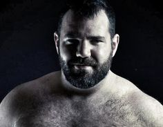 Hump Day Honey - 01 August 2012 - bearded and burly, courtesy of Hairymeat.