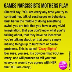 This is extremely harmful and ultra abusive behavior by a narcissistic parent (or partner). Daughters Of Narcissistic Mothers, Narcissistic Children, Narcissistic People, Narcissistic Behavior, Narcissistic Sociopath, Narcissistic Personality Disorder, Narcissistic Mother In Law, Narcissistic Characteristics, Emotional Vampire