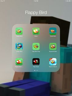 Isn't there Already ENOUGH FLAPPY BIRD APPS IN THE WORLD