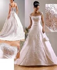 how to find the best wedding gown
