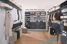 awesome master walk in closet