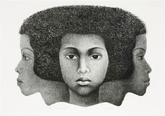African American Artist, American Artists, Minimalist Painting, Black And White Painting, Black Artists, Art Institute Of Chicago, Museum Of Modern Art, Psychedelic Art, Community Art