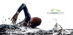 Repels water. Attracts performance. #800razors