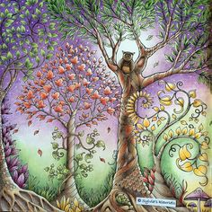 By @Sylvia's Kleursels From Enchanted Forest