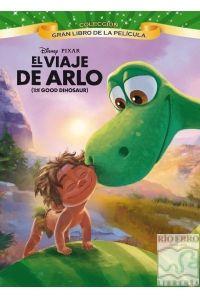 El viaje de Arlo. Gran libro de la película