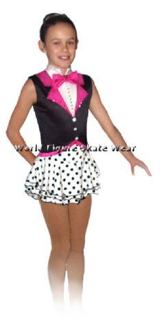 world figure skate wear images | world figure skate wear clowning around skating dress