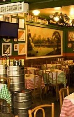 Jobi has been around since 1956, and this traditional bar is one of the most famous bars in Zona Sul in Rio.