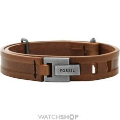 Men's Fossil bracelet (JA5944797) - WATCH SHOP.com™