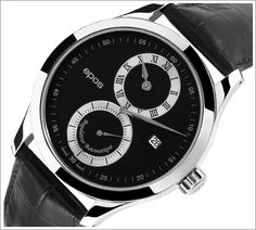 EPOS - Artistry in Watchmaking - Swiss Made Mechanical Watches Ref3374