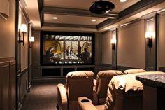 great media room
