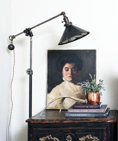 Rustic Charm: Designer Jenny Wolf takes a New York apartment from modern to traditional with old-world touches. Written by Abigal Stone, Photography by Emily Gilbert - 10 of 12 - Tradional Home Spring 2014 pgs