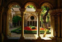 L'abbaye de Fontfroide, Aude