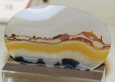 Mesmerizing Agate Gemstones Look Like Landscape Photos