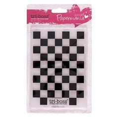 Embossing Folder - Chess