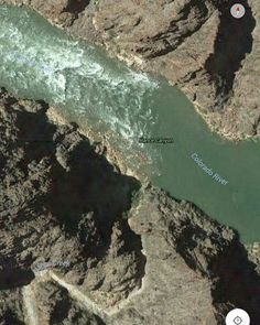 When a #screenshot of #googlemaps of the #grandcanyon is as good as a photograph. Who else loves looking at #maps? This #satelliteview is almost as good as being there. Well maybe not almost.  #debbieelicksen #arizona #internetscreenshot #internetlife #bridgingtraditionalanddigitalmedia #digitalpublicrelations #digitalpr