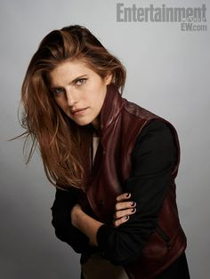 """Director Lake Bell at the Sundance Film Festival for her film, """"In A World..."""""""