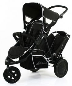 Take a look at this hauck Black Freerider Tandem Stroller on zulily today!