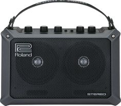 MOBILE CUBE: Battery-Powered Stereo Amplifier | Roland U.S.