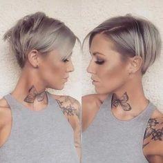 Kurze Haarschnitt für Feines Haar