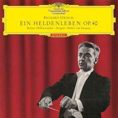 """Richard Strauss """" Ein Heldenleben Op.40 """" 180 gr."""