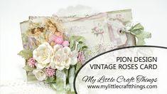 Card Series 123 - Vintage Roses