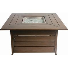 Rectangular Fire Pit Coffee Table Discount Hearth
