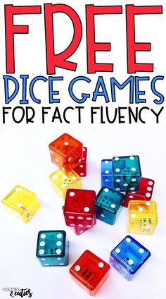 Math games 221943087871206444 - If your students struggle with multiplication fact fluency, incorporate these 5 free games into your math class for fun, engaging fact practice! Math Resources, Math Activities, Math Strategies, Multiplication Games, Maths, Subtraction Games, Math Fact Fluency, Fluency Games, Math Night