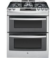 "GE Profile™ Series 30"" Slide-In Double Oven Gas Range PGS950SEFSS $3,299 http://www.sears.com/ge-profile-30inch-profile-trade-series-slide-in-gas/p-02237063000P?prdNo=1&blockNo=1&blockType=G1 $2,880 + $60 delivery + $10 haul-away at Sears"