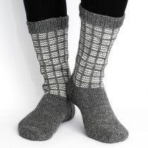 Miesten villasukat kuviolla, harmaa Knitting Patterns Free, Free Knitting, Knit Crochet, Sewing, Fabric, Crafts, Tips, Fashion, Valentine Crafts