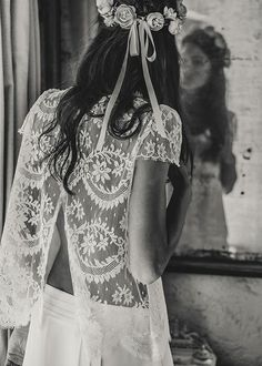 Laure de Sagazan coleccion 2015 #bohemian #bride