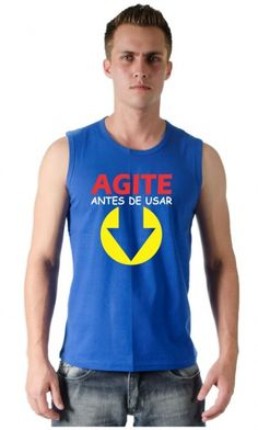 Camiseta Agite por apenas R$37.91