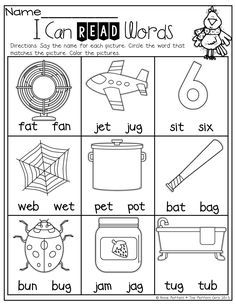 Give your child a boost using our free, printable Preschool reading worksheets. These preschool reading worksheets will get your little one ready for kindergarten. Help your kid get a leg up on reading with our preschool reading printables. Spelling Worksheets, Reading Worksheets, Preschool Learning, Kindergarten Worksheets, Blends Worksheets, Money Worksheets, Teaching Phonics, Phonics Activities, Teaching Reading