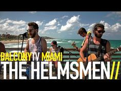 THE HELMSMEN · a unique blend of indie rock and island music · Videos · BalconyTV