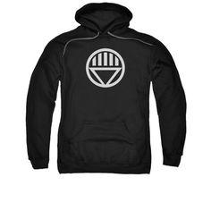 Black Lantern Logo Pullover Hoodie
