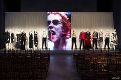 "A Preview of the Metropolitan    Museum of Art Costume Institute's ""Punk: Chaos to Couture"""