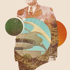 Make Something Cool Every Day : October 09 by Mark Weaver, via Behance