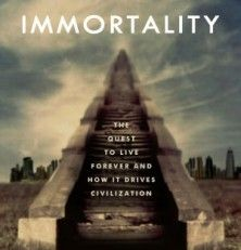 New Releases: Immortality by Stephan Cave (with Book Trailer)