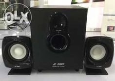 FENDA 2.1 channel Computer Multimedia Speaker System [F203G]