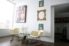 patrick Davis plastolux modern industrial interior design plastolux