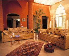 احدث تصاميم منزلية مغربية