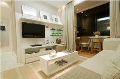 sala jantar apartamento pequeno - Pesquisa Google