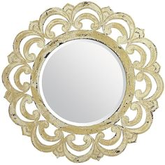 Why travel the world for the perfect ornate, hand-carved, hand-painted frame when a simple mirror would do? Because we believe a mirror—like everything at Pier 1—should have character. And not just the one reflected in it.