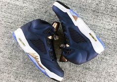 NIKE AIR JORDAN 5 RETRO LOW 'DUNK FROM ABOVE' GS für €89,00
