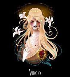 https://flic.kr/p/8d5RgZ | Zodiac Virgo | zodiac signs