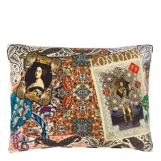 Cushions floor cushions on pinterest christian lacroix floor cushions and - Boutique christian lacroix ...
