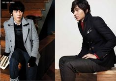 Lee Min Ho VS Yong Hwa: Battle of the Birthday Boys!